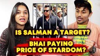 Is Salman Khan Paying Price Of STARDOM? | Blackbuck Poaching Case