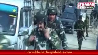 कुपवाड़ा में मुठभेड़ , सेना के 3 जवानों समेत 2 पुलिसकर्मी शहीद (देखें वीडियो)