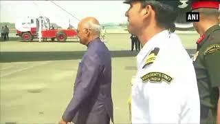 President Ram Nath Kovind embarks on 3 nation tour to Africa