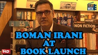 Boman Irani Launches Book : The Stardust Affair