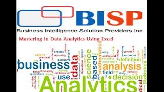 Excel Statistics Basic Descriptive Statistics