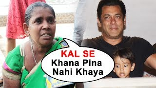 Salman Ke Liye Kal Se Khana Pina Nahi Khaya | This Video Will Melt Your Heart | Blackbuck Case BAIL