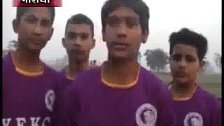 03 Nov 2013   Football Kit Distributed by Youth Football Kabaddi Club Goraya