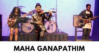 'Mahaganapathim' Indian Fusion | Abhijith P S Nair |Mohini Dey |Sandeep Mohan