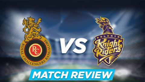 Kolkata Knight Riders VS Royal Challengers Bangalore   8th April   Match Review