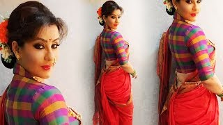 Shilpa Shinde In NAVARI Saree Will Steal Your Heart - Maharastrian Tadka
