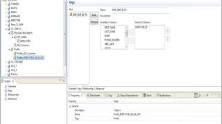 Informatica IDQ How to import a Table and  the Profilling