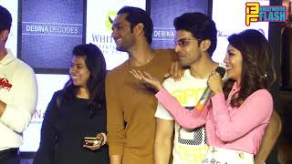 Uncut: Debina Decodes Channel Launch | Debina,Gurmeet,Vikas Gupta, Bharti Singh, Munmun Dutta