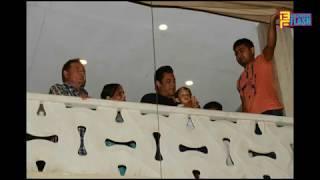 Salman Khan Mumbai Airport To Home Full Video - After Bail In Black Buck Poaching Case Jodhpur
