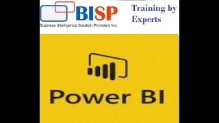 Microsoft Power BI Intro session | Power BI Introduction | Power BI Training | BISP Power BI