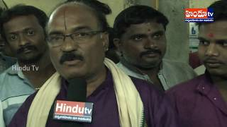 Bhajarangal Demands Not to Remove  Sri Sri Sri Mal Maisamma Temple| Lb Nagar.