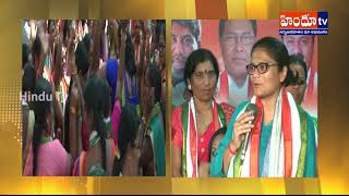 Sushmitha Devi,President,All India Mahila Congress | Hyderabad visit | Hindutv