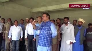 Prioritize major works under Cluster Model Village projects: Zulfkar to officers