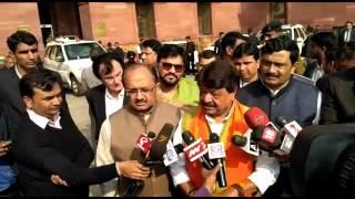 West Bangal BJP leader today meet home minister Rajnath singh