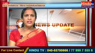 News Update : BJP MLA KISHAN REDDY COMMENTS ON TS GOVT// HINDU TV