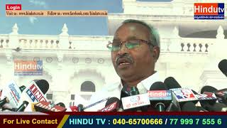 NEWS UPDATE CPI MLA SUNNAM RAJAIAH  FIRE ON TRS GOVERNMENT AT ASSEMBLY  || Hindutv