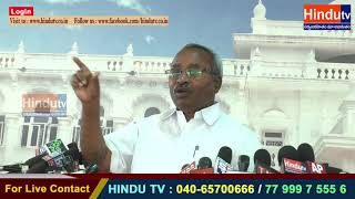 NEWS UPDATE CPI MLA SUNNAM RAJAIAH  COMMENTS TRS GOVERNMENT AT ASSEMBLY  || Hindutv