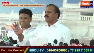 NEWS UPDATE MLC KARNE PRABHKAR SPEAK ABOUT ON TRS GOVERNMENT AT ASSEMBLY || Hindutv