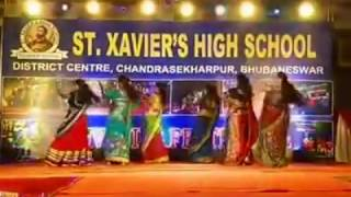 Annual Function of #ST.Xevier's High School, #Bhubaneswar