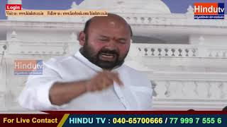 NEWS UPDATE TRS MLA MUTHIREDDY  SPECK ABOUT   GOVERNMENT AT ASSEMBLY  || Hindutv