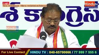 NEWS UPDATE CONGRESS MLC MOHAMMAD SHABBIR ALI FIRE ON TRS GOVERNMENT AT ASSEMBLY || Hindutv