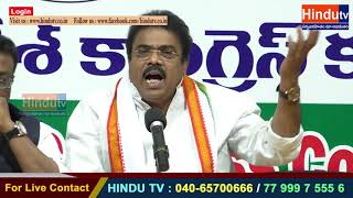 NEWS UPDATE Congress MLA SRAVAN COMMENTS TRS GOVERNMENT AT ASSEMBLY  || Hindutv