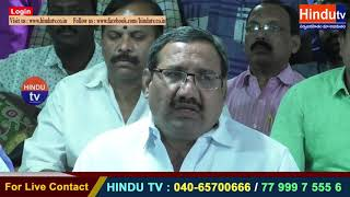 NEWS UPDATE!! TNGO PRESIDENT RAVINDER REDDY DEMANDS TO CANCEL THE CPS PENSION