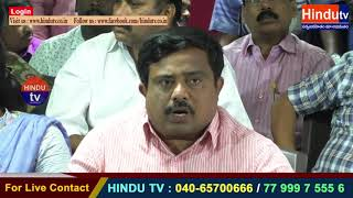 NEWS UPDATE!! JUNIOR LECTURER JAC PRESIDENT MADHUSUDHAN REDDY SPOKE ABOUT EMPLOYEES TRANSFERS