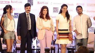 Outlook Social Media Awards | Jury Meet | Twinkle Khanna, Gul Panag,Tanmay Bhat
