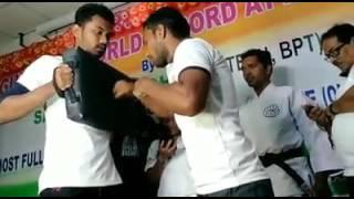 #Guinius Book Record #Punching#Satyapira #Odisha