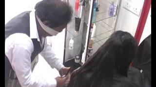 Ramzan Ali Hair Cut World Record Delhi India