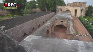 Golconda fort history Weekend tourism spots near Hyderabad|Historical golconda fort|rectvindia