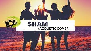 SHAM (Acoustic Cover) | Aisha | The Kroonerz Project | Ft. Monika Agarwal | Rohit Acharya