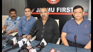 JCCI to keep away from Jammu bandh tomorrow
