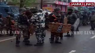Encounter in Kulgam underway; two Army personnel injured