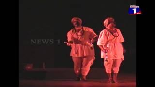 Niranthara Mysore:Koodala Sangama_100 Dance Drama in NEWS1 KANNADA