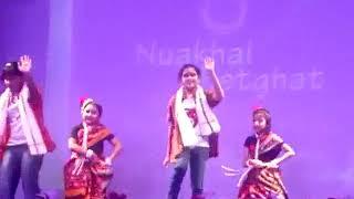 #Dubai #Nuakhai Bhetghat