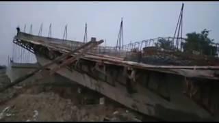 Collapse of #Jandol -Dhubenpali #Biju Setu