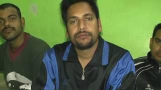 AAP MLA Sanjeev Jha Burari