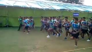 #Runing #Race at Indian Airforce Recruitment rally