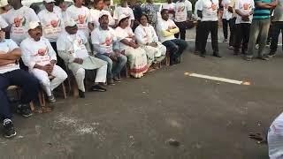 #Minister Jual Oram #Bhubaneswar #Sardar patel