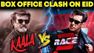 2018 BIG CLASH- RACE 3 To Clash With Rajinikanth's KAALA