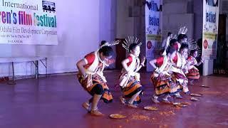 #Cultural program at #International Film Festival #India