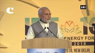 PM Modi- India will be a key driver in energy sector in next 25 years