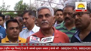 रोहतक में सहकारीता मंत्री मनीष ग्रोवर नें रथ यात्रा पर दिया बयान#Channel India Live TV |