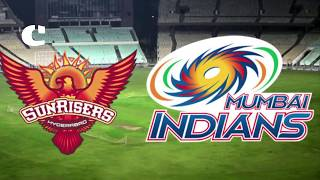 IPL 2018, SRH vs MI  Rohit's Gang to take on Kane williamson's army
