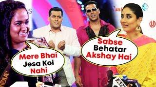 Emotional Arpita Khan Letter To Salman Khan, Kareena Reaction On Akshay Kumar