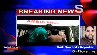 #KulgamEncounter Third Civilian Dead Live Report From South Kashmir