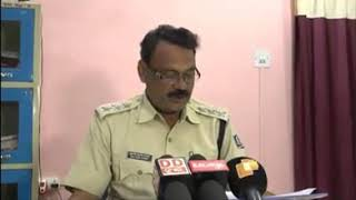 Pressmeet on attack to CM , Odisha