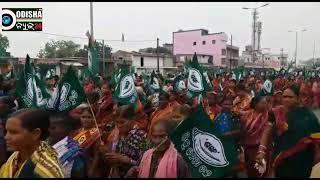 NAC Election ||Atabira || Nomination of BJD